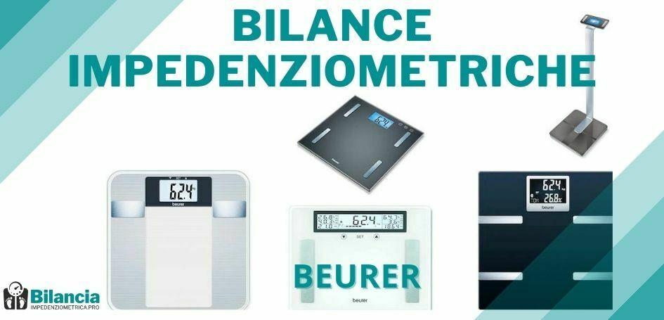 Bilance impedenziometriche Beurer