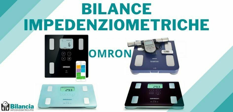 Bilance impedenziometriche Omron