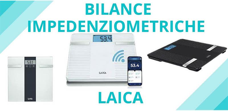 Bilancia impedenziometrica Laica